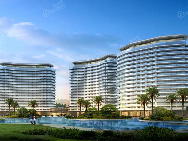 全方位解读葛洲坝海棠福湾公寓,助你一步到位置业三亚!