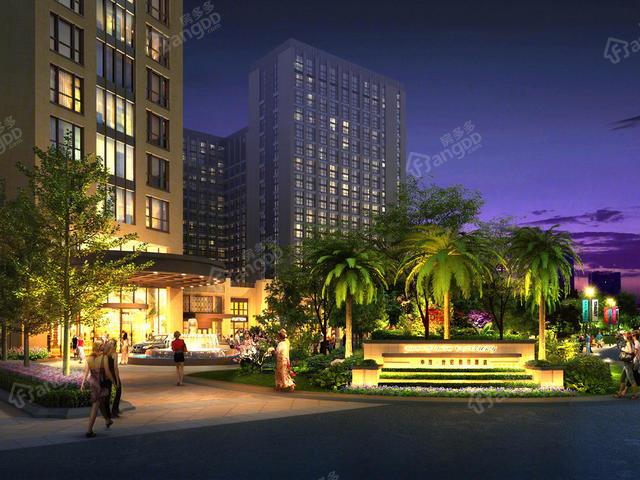 上海嘉定优质楼盘赏析,中茂世纪财富广场是否值得入手