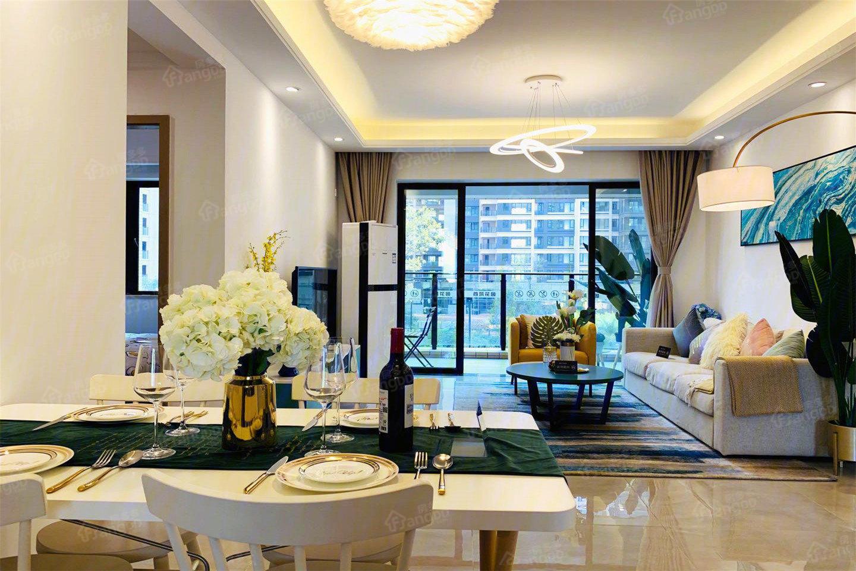 广州热门楼盘有哪些 南沙城投·首筑花园买房人的绝佳选择