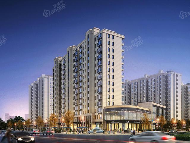 上海古北尚郡占据闵行优质地段,通达缤纷生活由此一站式开启