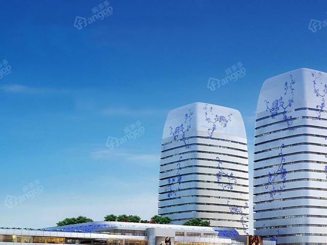 兰韵文化中心,在上海青浦置业首选这个项目