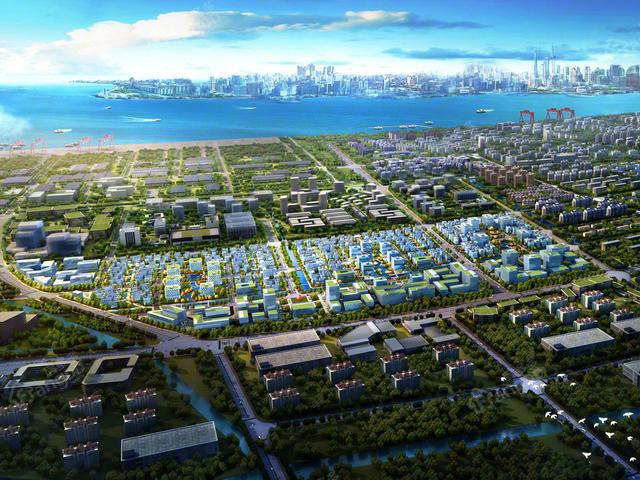 物业完善,安全舒适 置业上海选择天安智谷上海长兴科创中心的N个理由