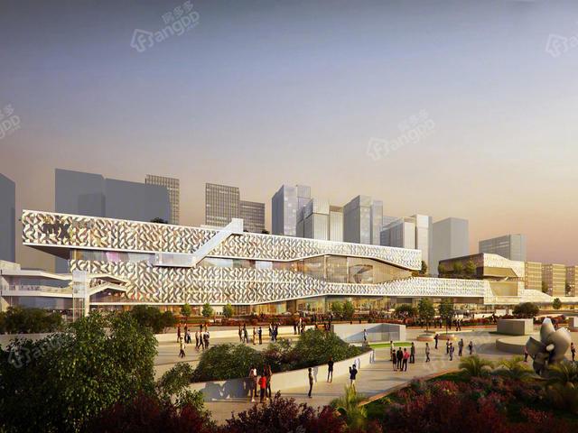 华润置地新时代广场楼盘评测,项目特色带您一探究竟!