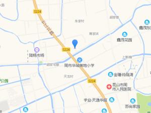 长江北路东侧、新杨东路北侧地块