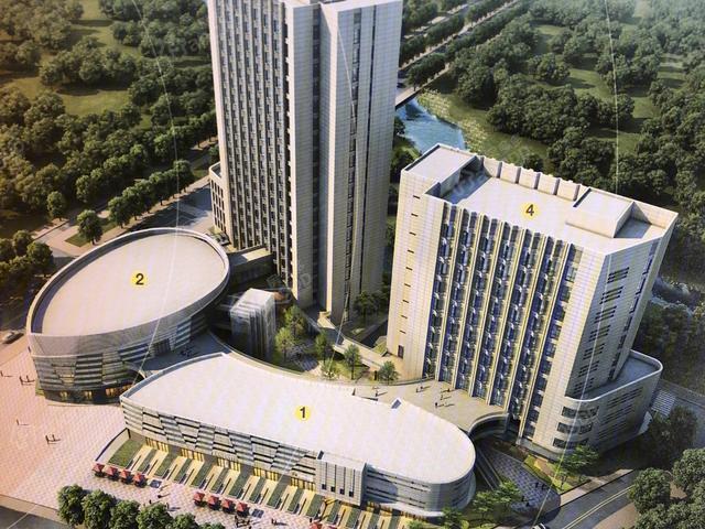 全面评测恒越华鼎广场写字楼,带您一探究竟项目特色!