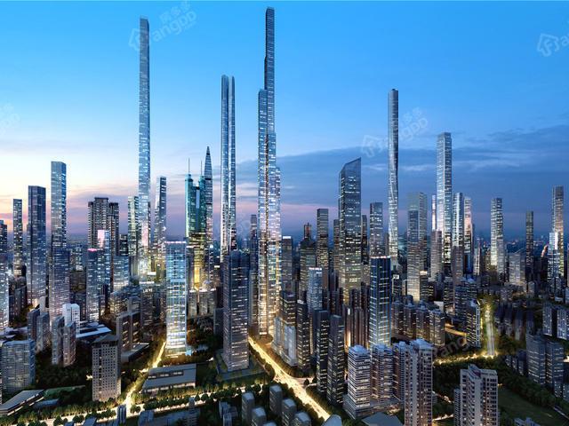 深圳罗湖深南阳光大厦 | 非凡的生活品味!