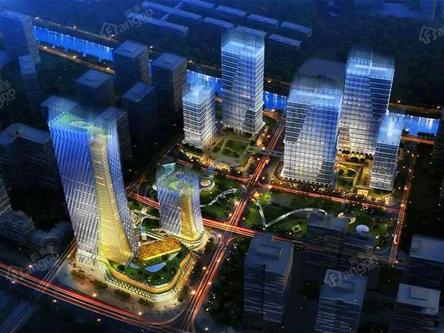 深圳坪山购房优选,泰禾中央广场商铺让美好成为可能