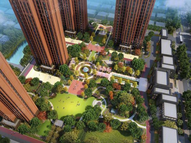 上海优质新房排名 松江热门新房洋江唐顿公馆深受喜爱