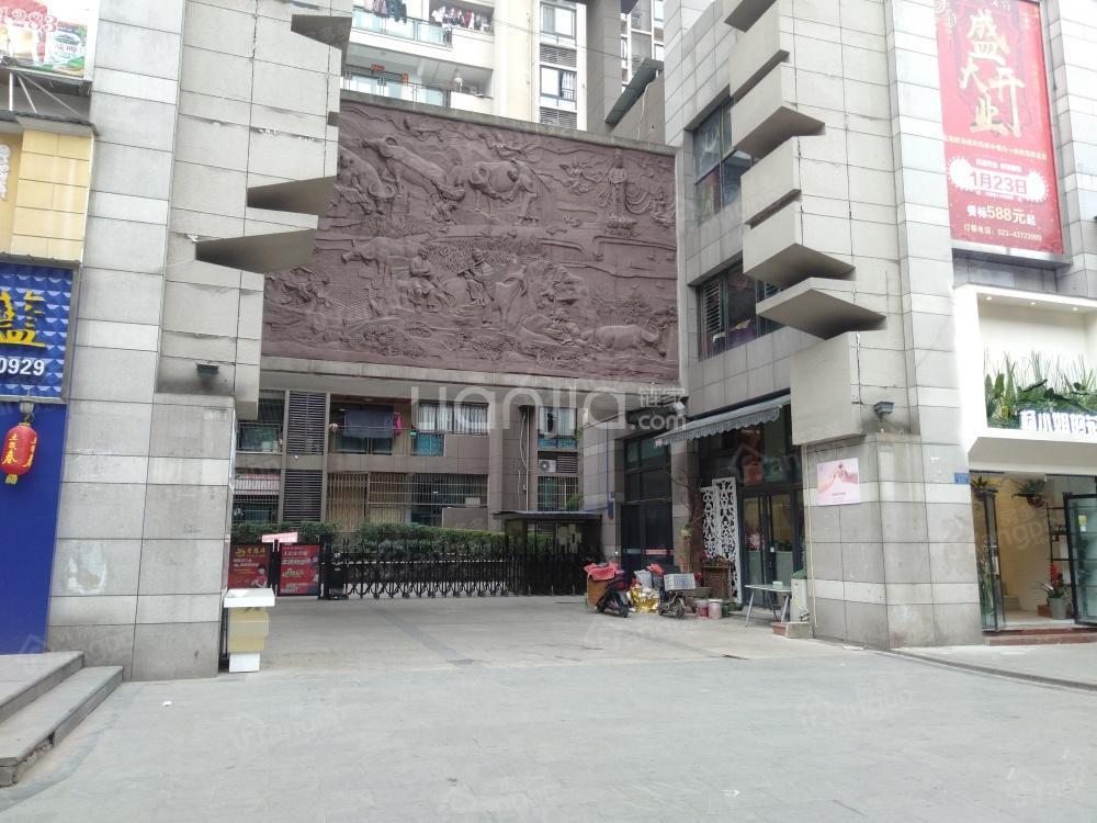 香榭香堡小区图片