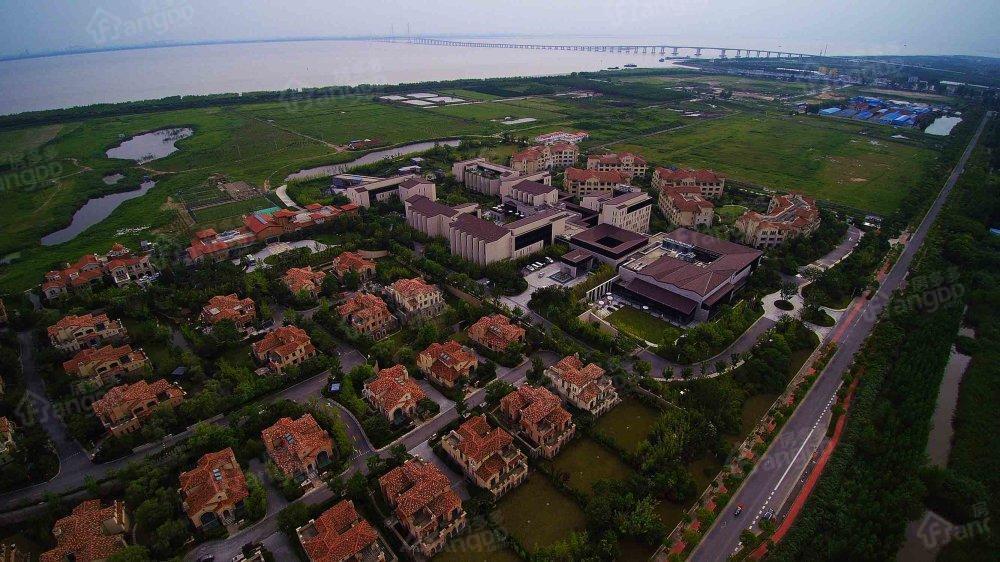 禹洲东滩雍禧小区图片