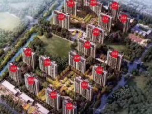 贾汪人气新房推荐 绿地运河小镇给你家的温馨