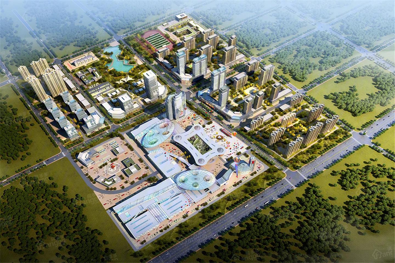 众安·青岛新城市 封面图_0