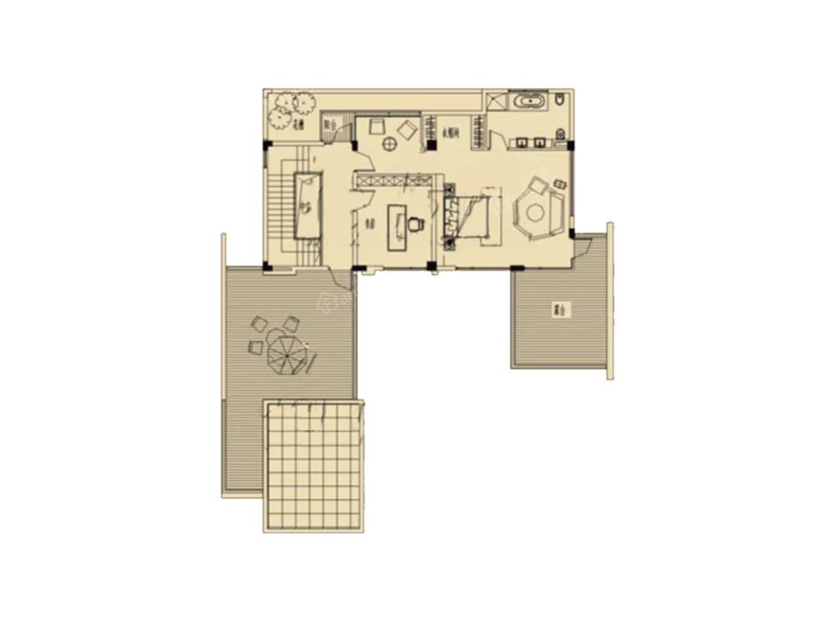 建发领域 8室3厅7卫