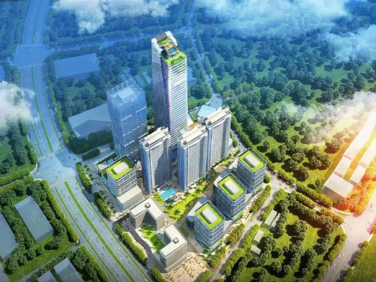 深汕绿地中心