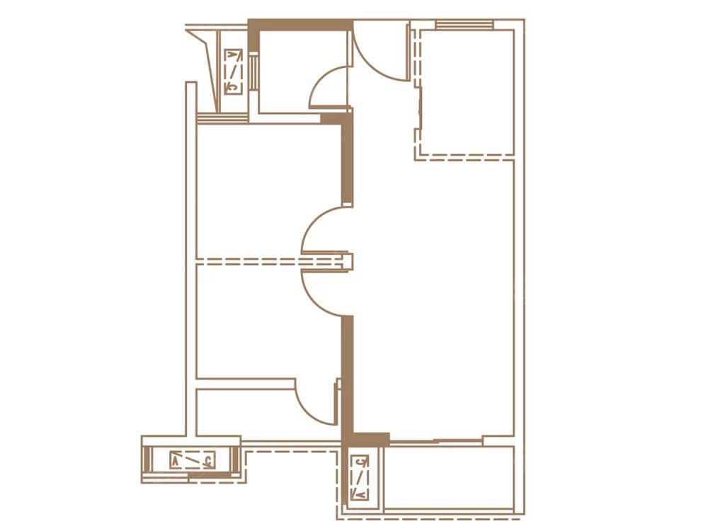 大唐书香世家 2室2厅1卫