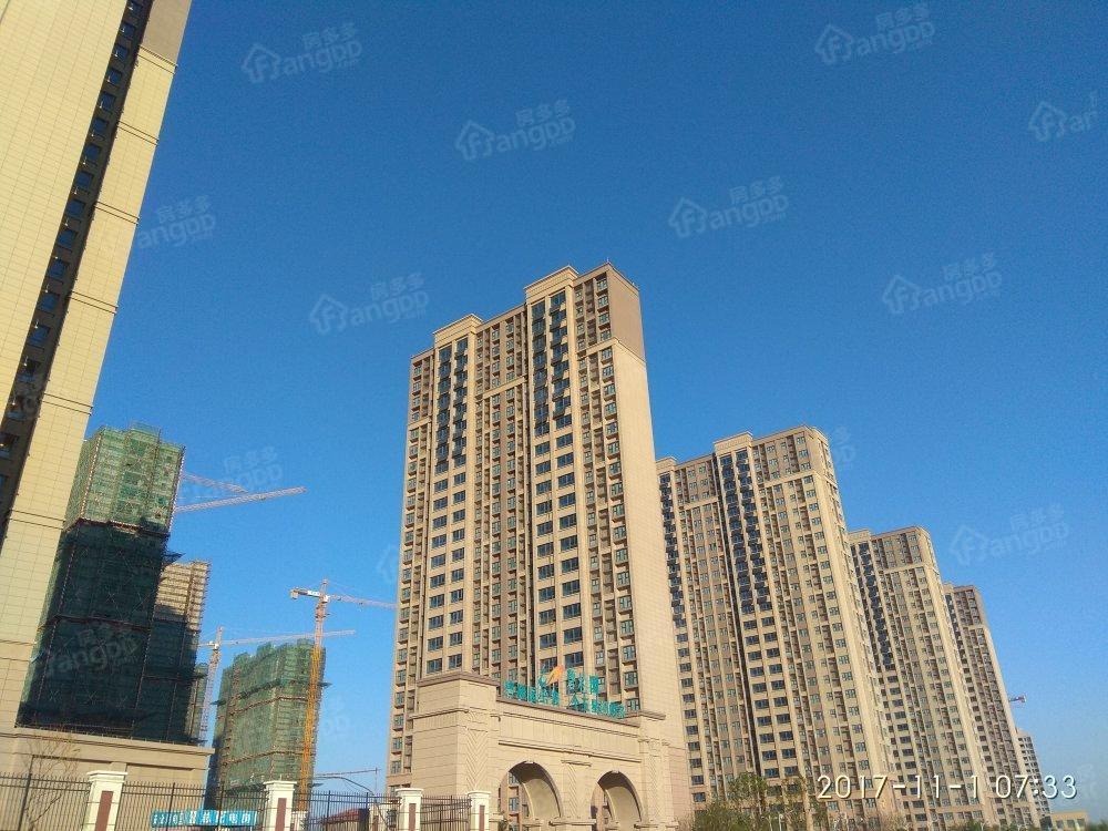 碧桂园招商凤凰城小区图片