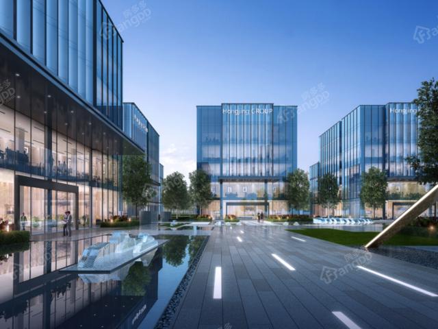 上海青浦购房优选,虹泾东八区让美好成为可能