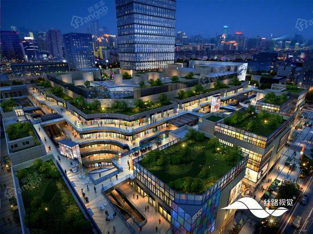 在上海买房,请查收这份富力万达广场评测报告