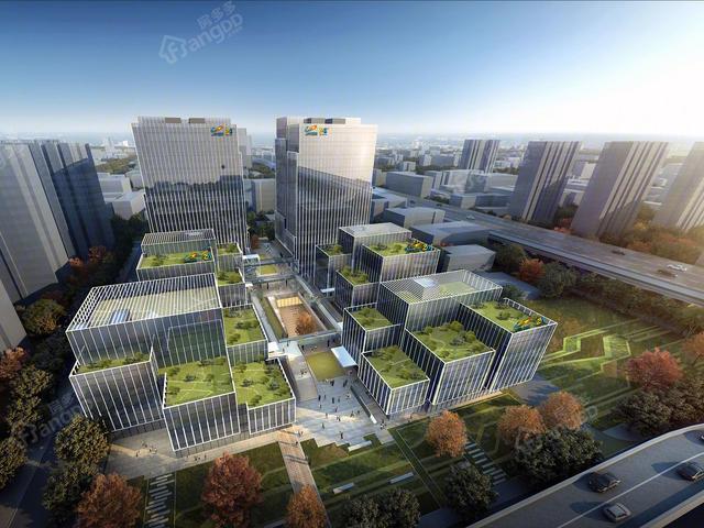 杨浦买房怎么选,碧桂园中心让安家上海成为可能