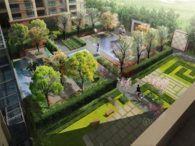 舒适宜居,环境宜人  瑞虹新城天悦郡庭让你尽享上海生活之美