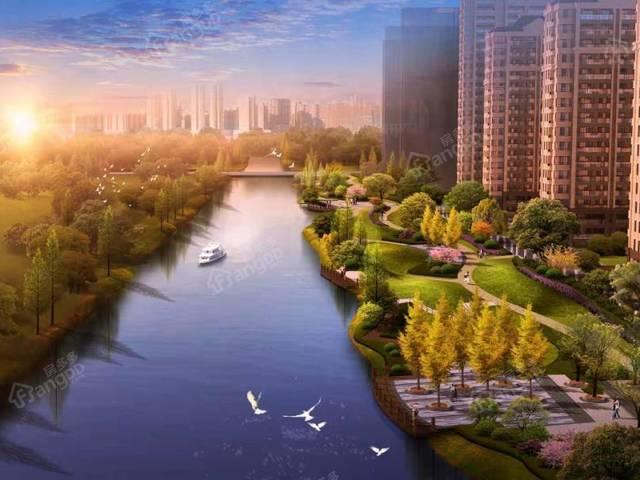 沪润星城金域蓝湾 亮相南通如皋,国际品质 幸福生活