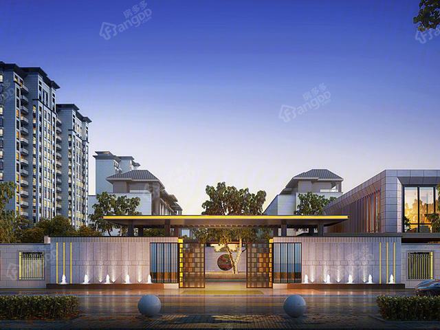 上海金山建邦国宸府丨跟随城市的选择!