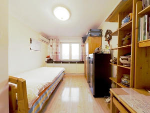 望京高层全南向两居室,精装修,满五唯一