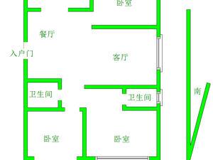 紫阙台 3室2厅2卫