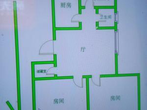 园林小区 2室1厅1卫