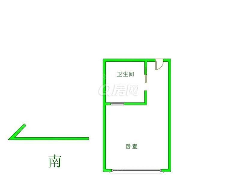 美丽园公寓户型图