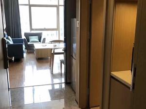 金地广场 2居 朝西 电梯房 靠近地铁