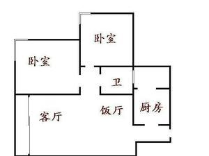 锦绣世家 3室1厅1卫