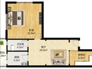雅江里 1室1厅1卫