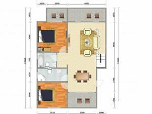 泰安公寓三四期 2居 南北通透 满五唯一