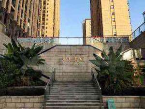 中泰美域(新二十四大街) 3居 朝南北 电梯房