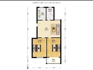 紫竹苑(奉贤) 2室1厅1卫