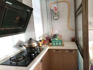 弘运阳光城市花园 2居 朝南北 电梯房