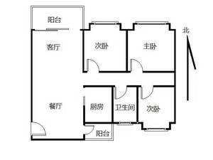 广和.澳海城 3室2厅1卫