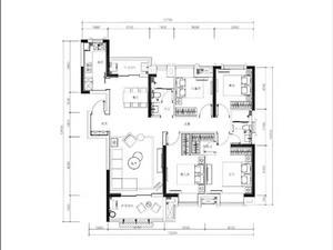 保利时代 4室2厅2卫