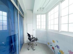 科宁公寓 2居 朝南北 电梯房 靠近地铁