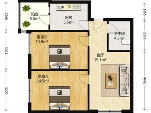 川北里 2室1厅1卫