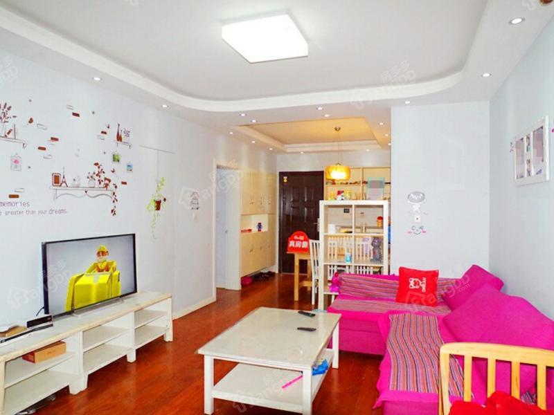 保利叶语(公寓)2室2厅84.28平