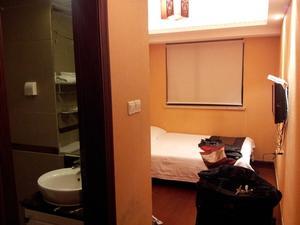 大上海国际花园酒店公寓 6居 朝南 电梯房 靠近地铁