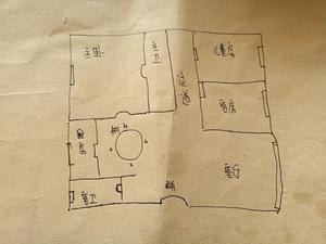 珠江涵碧景苑 3居 朝东西 电梯房 满五唯一