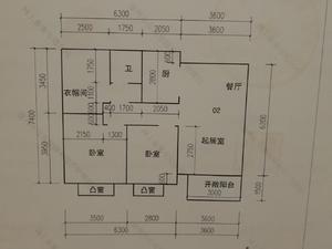 和平壹号三期 3居 南北通透 电梯房
